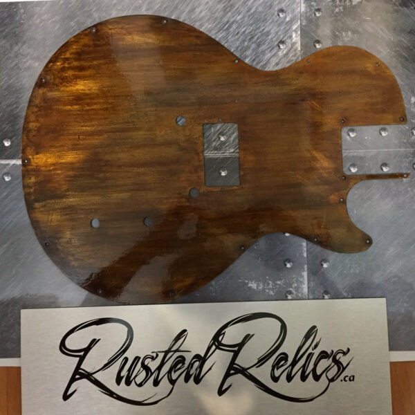 steel guitar top